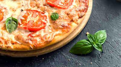 PizzaBuffa vegaanipizza