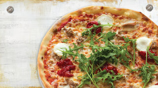 Rosso Express Farmarin lammaspizza