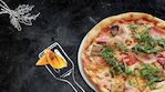 Rosso Express Pizza Mediterraneo