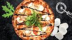 Rosso Express pizza mozzarella Raflaamo