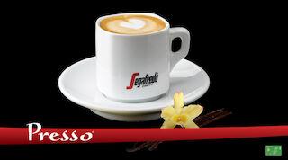 Presso Segafredo vanilja-cappuccino Raflaamo