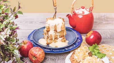 Omenapiirakka Presso Raflaamo