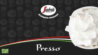 Presso Segafredo Café créme brulée Raflaamo