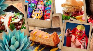 Amarillon uusi ruokalista ja maukkaat burgerit