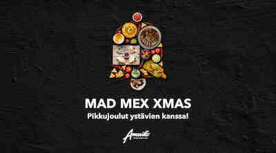 Amarillo Mad Mex Xmas