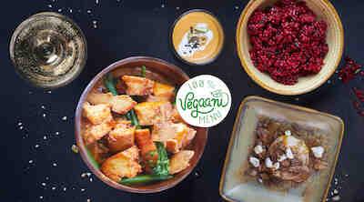 Nyt myös 100 % vegaaninen menu Frans & les Femmes -ravintoloissa