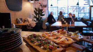 VENN, restaurang, Original Sokos Hotel Lappee, Lappeenranta, Villmanstrand