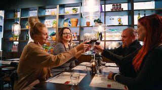 hotelli, majoitus, Rosso, ruokailu, lasten kanssa syömään, kauppakeskus, IsoKristiina, Original Sokos Hotel Lappee, Lappeenranta