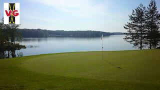 Original Sokos Hotel Lappee Лаппеенранта S-Card гольф летом, гольф-клуб Виипури, гольф-поле Южная Сайма, Туоса