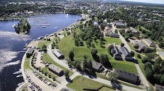 fortress, harbour, harbor, Lake Saimaa, Original Sokos Hotel Lappee, Lappeenranta