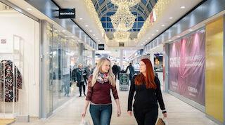 shopping, shopping centre, Iso-Kristiina, beauty, Original Sokos Hotel Lappee, Lappeenranta
