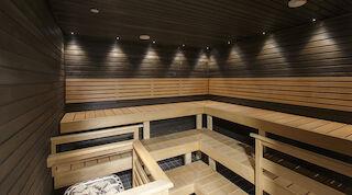 The Sauna, Original Sokos Hotel Lappee, Lappeenranta