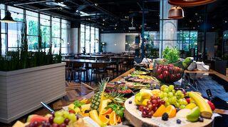 breakfast, buffet, Original Sokos Hotel Lappee, Lappeenranta
