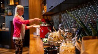aamiainen, Original-aamiainen, buffet-aamiainen, brunssi, Original Sokos Hotel Lappee, Lappeenranta