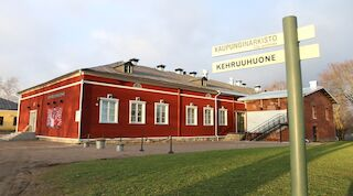The Culture and Event Center, Kehruuhuone, Original Sokos Hotel Lappee, Lappeenranta