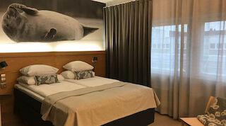 WWF, Saimaa viigerhülge, Original Sokos Hotel Lappee, Lappeenranta, Finland