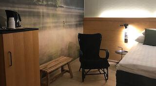 Superior-huone, uudistus, Premium-asiakas, remontti, Original Sokos Hotel Lappee, Lappeenranta