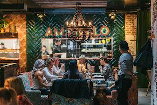 Amarillo oulu restaurant sokos hotels