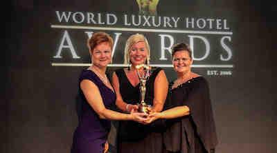 World Luxury Hotel Awards Winner