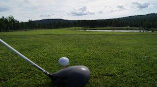 golf, levi, break sokos hotel levi, lappi, matkailu