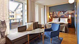 Break Sokos Hotel Levi, Lappi, Suomi, loma, talvi