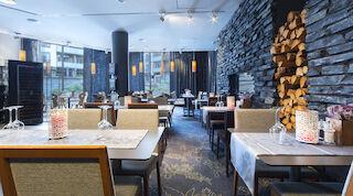 Break Sokos Hotel Levi, ravintola Kiisa, ruoka