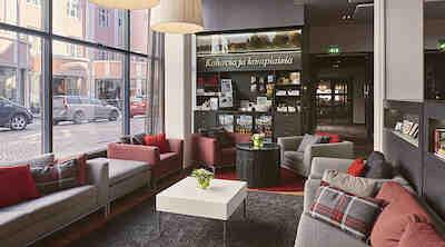 Original Sokos Hotel Arina sai Green Key -ympäristösertifikaatin