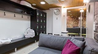 Original Sokos Hotel Arina saunasertifikaatti 2016 asiakassauna