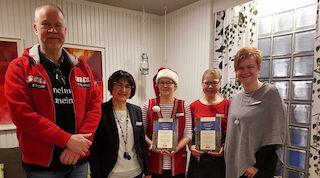 Authentic Finnish Sauna Experience certificate to Original Sokos Hotel Vaakuna Rovaniemi