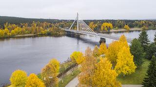 Rovaniemi Vaakuna jätkänkynttilä ruska miniloma