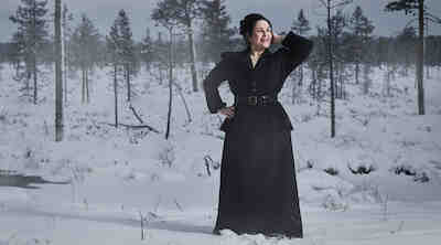 Niskavuoren Heta Rovaniemen Teatterissa