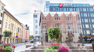 Oulu Original Sokos Hotel Arina etätyö oulu