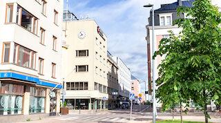 Original Sokos Hotel Arina Oulu kävelykierros