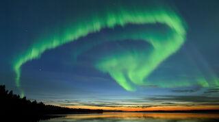aurora borealis oulu sokos hotels arina