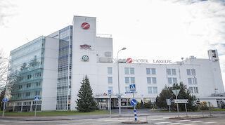 фасад - Sokos Hotel Lakeus Сейняйоки Финляндии