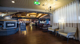Ресторан Matador - Sokos Hotel Lakeus Сейняйоки Финляндии
