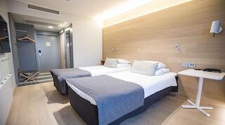 Standard Twin huone - Original Sokos Hotel Lakeus