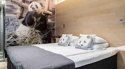 Original Sokos Hotel Lakeus, Pandakammari