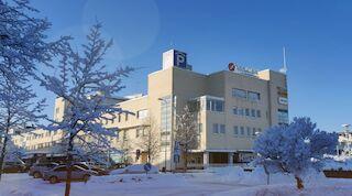 Superior King -номер - Sokos Hotel Vaakuna Сейняйоки Финляндии