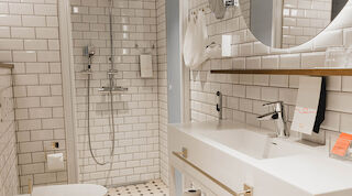 Badrum Original Sokos Hotel Vaakuna Seinäjoki