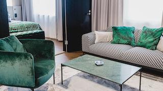 Suite - Sokos Hotel Vaakuna Сейняйоки Финляндии