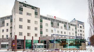 Original Sokos Hotel Vaakuna Hämeenlinna, kaunis terassi
