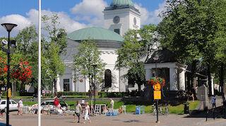 Hämeenlinnan kaunis Kirkko