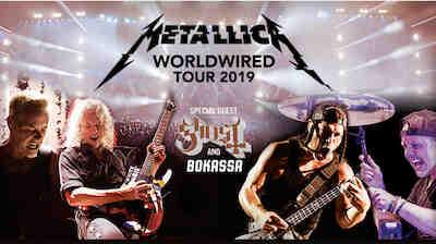 Metallica europeantour 2019 Hämeenlinna, Metallica Hämeenlinna majoitus