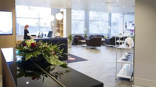 Original Sokos Hotel Vaakuna Hämeenlinna, vastaanotto