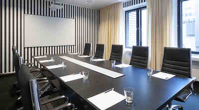 Full-day meeting packages from €47/day/person.