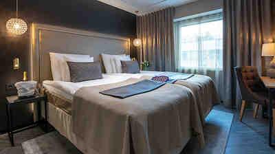 Solo Sokos Hotel Lahden uudet Solo-huoneet
