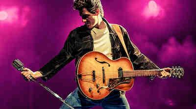 Musikaali Elvis lahti majoitus