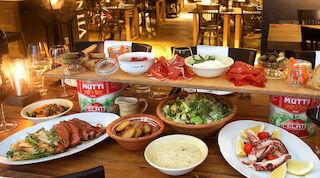 Trattoria Seurahuone italialainen ravintolan Lahdessa