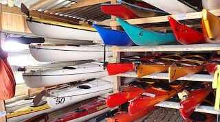 Paddling, Sommar, SUP-brädör, kanoter, kajaker